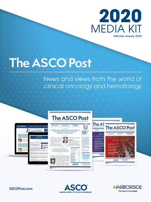 The ASCO Post Rate Card Image