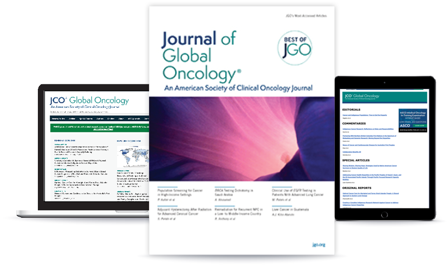 JCO Global Oncology Product Image